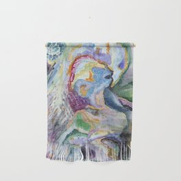 Cry for Spring Wall Hanging