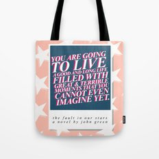 Imagine Yet Tote Bag