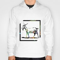 goat Hoodies featuring Goat by LoRo  Art & Pictures