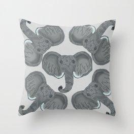 Tuskala Throw Pillow