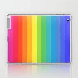 Solid Rainbow Laptop & iPad Skin