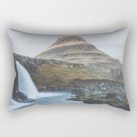 Kirkjufell II, Iceland Rectangular Pillow