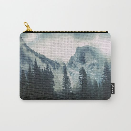 Cross Mountains II Carry-All Pouch
