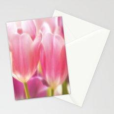 Tulips Glow Stationery Cards