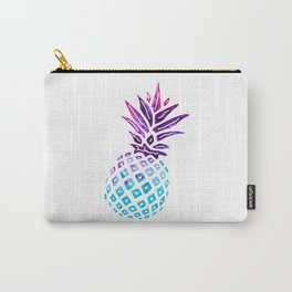 Pineapple Paradise - Ice Dye Carry-All Pouch
