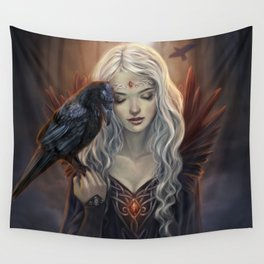 Ravenkin Wall Tapestry