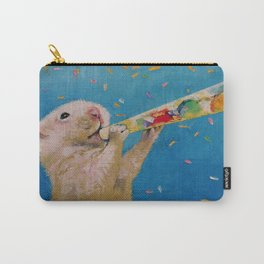 Happy Hamster New Year Carry-All Pouch