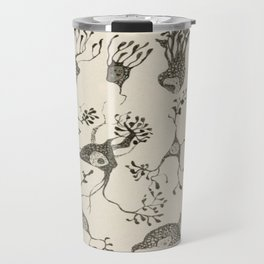 Neuron Cells Travel Mug