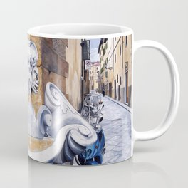 Piazza Frescobaldi Coffee Mug