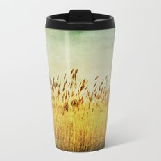 Winter Gold Travel Mug