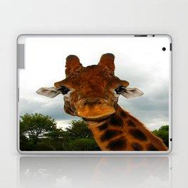Giraffe. Laptop & iPad Skin