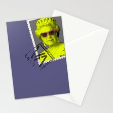Pop Queen Stationery Cards