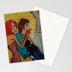 cigarette Stationery Cards