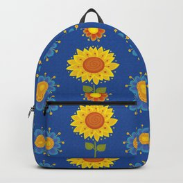 Sunflowers of Ukraine Backpack
