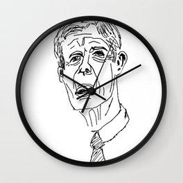 Jimmy Carter Wall Clock