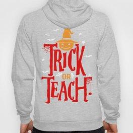 Halloween Shirt Gift for Teachers Funny Hoody