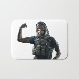 Rainbow Six: Valkyrie Bath Mat