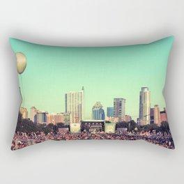 ACL Music Festival Rectangular Pillow