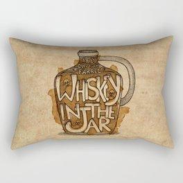 Whiskey in the Jar Rectangular Pillow