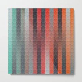 Dizzy Colors Metal Print
