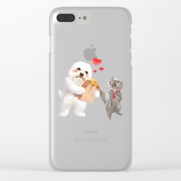 A Present For You Clear iPhone Case