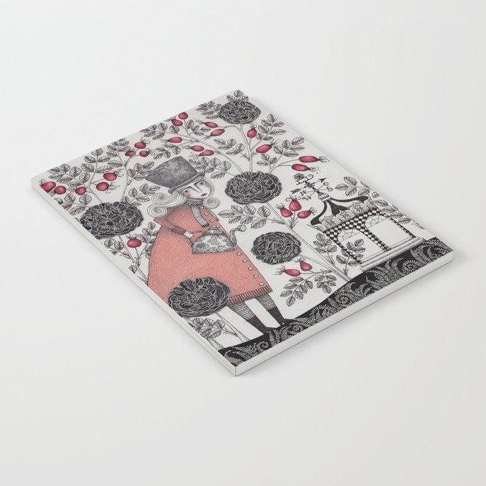 Winter Garden Notebook