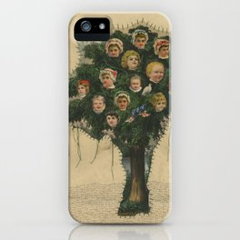 Are You Happy? iPhone Case