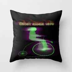 GHOST RIDER 1870 - 059 Throw Pillow