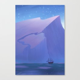 Northern Winds Canvas Print