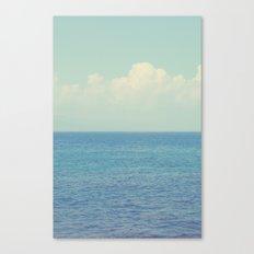Vitamin Sea Ombre Canvas Print