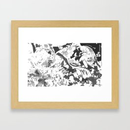Is is worth it? Framed Art Print