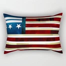 No Taxation Without Representation II Rectangular Pillow