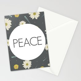 Peace - One Little Word Stationery Cards