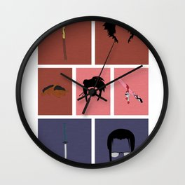 Samurai Champloo Wall Clock