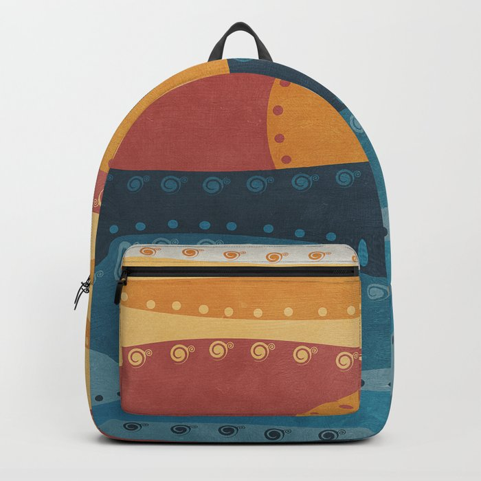 Textures/Abstract 47 Backpack