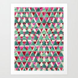 Tessa 2 Art Print
