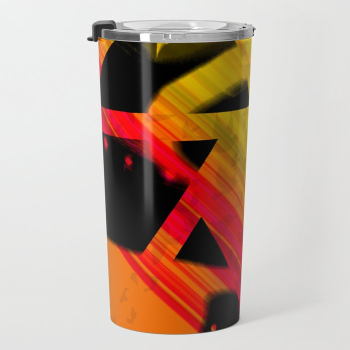 Race Travel Mug