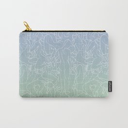 Bodies in Color Carry-All Pouch