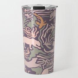 Big Cats and Fishes Travel Mug
