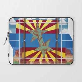 Altered State: AZ Laptop Sleeve