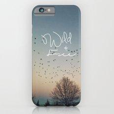 WildandFree Slim Case iPhone 6s