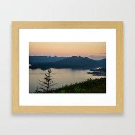 Kodiak Sprouts Framed Art Print