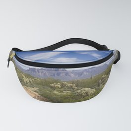Superstition Mountain View Fanny Pack