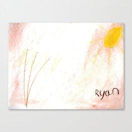The Savanah Canvas Print