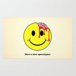 Have a nice apocalypse! Rug