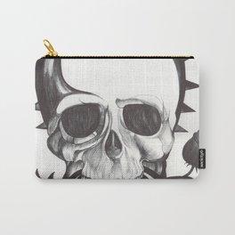 El mordisco de la calavera Carry-All Pouch