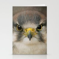 falcon Stationery Cards featuring Falcon by Pauline Fowler ( Polly470 )