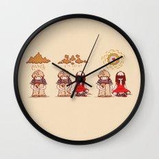 You Make It Go Away Wall Clock