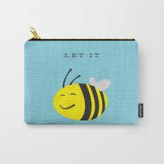 Let it bee. Carry-All Pouch