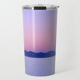 Dawn on the Salar de Uyuni Travel Mug